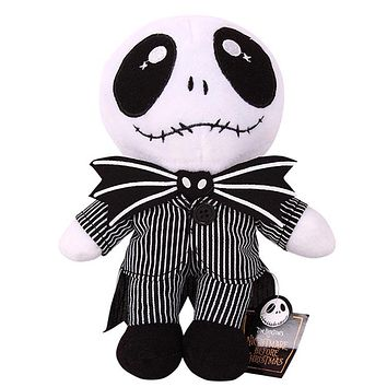 "9"" Jack The Nightmare Before Christmas Plush"