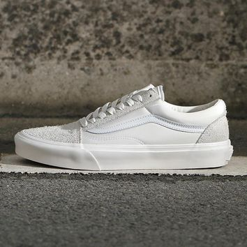 Vans Vault x Our Legacy Old Skool Pro Old Skool Woman Men Canvas Flats Sport Shoes-1
