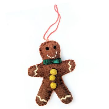 Gingerbread Man - Unique Boutique