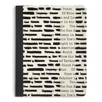 Banned Books literary notebook | Outofprintclothing.com