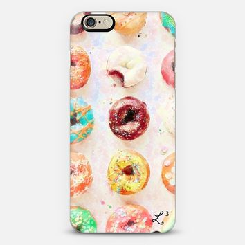 Donuts Are A Food Group - Foodie iPhone 6 case by Love Lunch Liftoff | Casetify