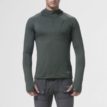 Gyakusou 4-Way Stretch Half-Zip Men's Running Hoodie