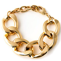 Accessories Boutique Bracelet Street Smart Gold