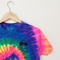 Cool Spirit Tie Dye T-Shirt