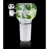 Empire Glassworks Panda 14mm Male Bowl Piece