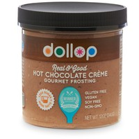 Order Dollop Gourmet Frosting, Hot Chocolate Crème | Fast Delivery