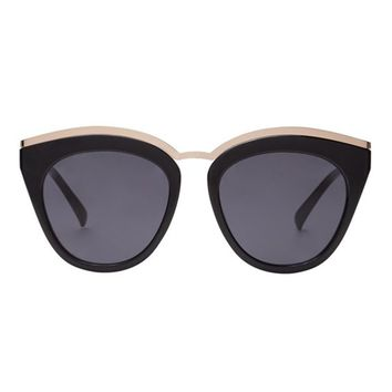Eye Slay Sunglasses - Black