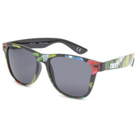 Neff Daily Sunglasses Floral One Size For Men 23808617701