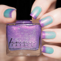 Femme Fatale Pride Must Suffer Pain Nail Polish (Little Mermaid Collection)