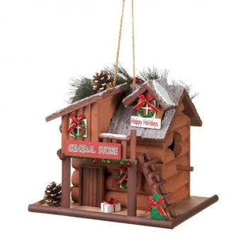 Holiday General Store Birdhouse