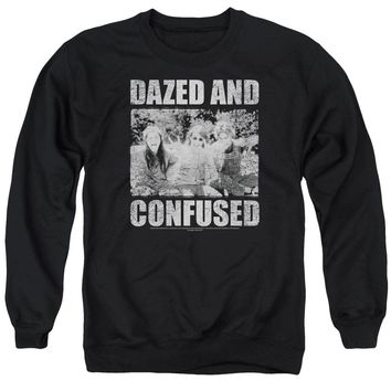 Dazed And Confused - Rock On Adult Crewneck Sweatshirt
