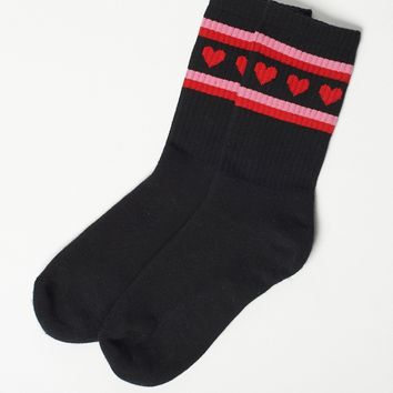 Lazy Oaf Dark Romance Socks - Everything - Categories - Womens