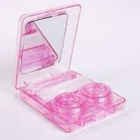 Hello Kitty Travel Contact Lens Case w/ Mirror Set
