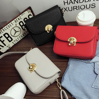 Women Casual High Quality Crossbody Messenger Bags Fashion Women Leather Shoulder Bag Female Chic Handbag Gift 62