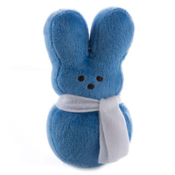 PEEPS® Pet Holiday Bunny Dog Toy - Plush, Squeaker