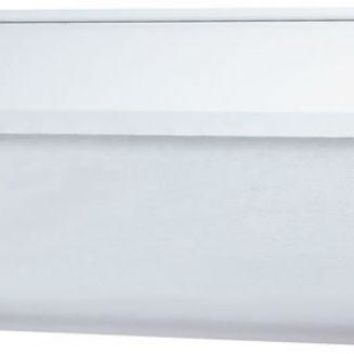 Gibraltar L4009WW0 Woodlands Wall Mount Mailbox, Extra Large, White