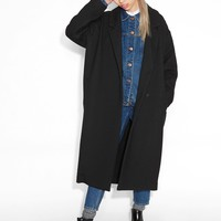 Monki | View all new | Stitched coat
