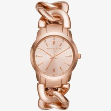 Elena Rose Gold-Tone Watch | Michael Kors