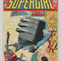 Supergirl; V1, 1.  FN.  November 1972.  DC Comics