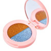 Gilded Carriage/Glass Slipper Superfoil Eyeshadow Duo