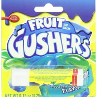 Betty Crocker Fruit Gushers Fruitomic Punch Flavored Lip Balm!