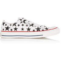 Converse - Chuck Taylor All Star printed canvas sneakers