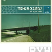 Taking Back Sunday - Tell All Your Friends Vinyl