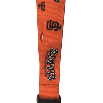 San Francisco Giants Lanyard - Breakaway with Key Ring