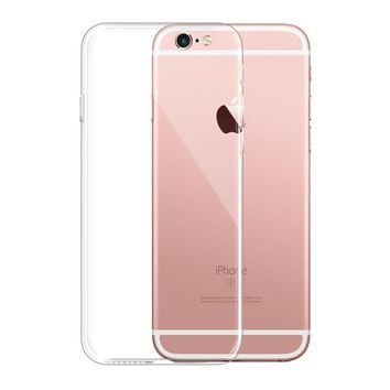 Phone Cases For iPhone 5 5S SE 6 6s 7 8 X Case Soft Transparent Silicone Clear Case Back Cover For iPhone 6 6s 7 8 Plus Case