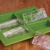 Cold Hard Cash Ice Trays