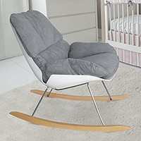 P'Kolino Nursery Rocking Chair, Grey