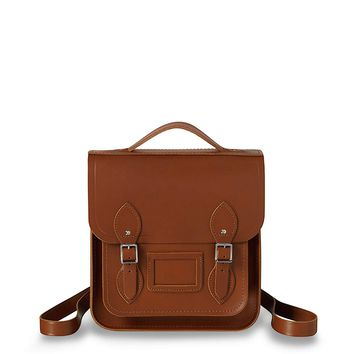 THE SMALL PORTRAIT BACKPACK IN LEATHER