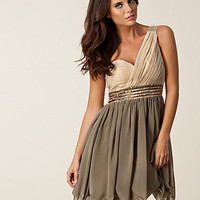 Nina One Shoulder Dress, Little Mistress