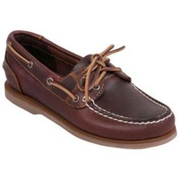 Timberland Earthkeepers Classic Amherst Brown Boat Shoe