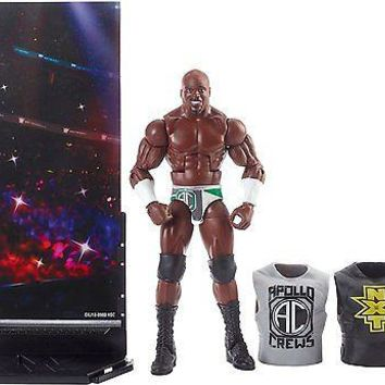 WWE Apollo Crews Action Figure Elite 49 Mattel Toy NEW