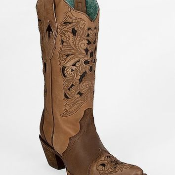 Corral Two-Tone Cowboy Boot