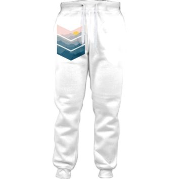 Painted View Joggers