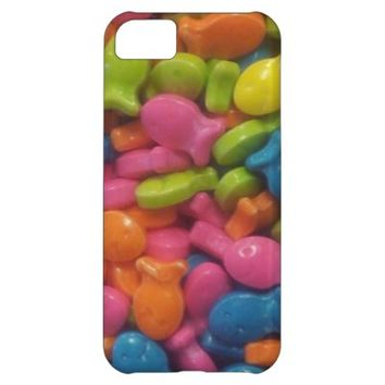 Colorful Candy Fish iPhone 5C Barely There Case