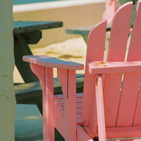 Pink Chair | Flickr - Photo Sharing!