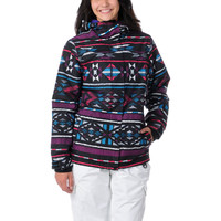 Empyre Girls Palisade Tribal 10K Snowboard Jacket 2013