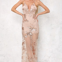 Sexy Prom Dress Stylish Spaghetti Strap One Piece [9344407236]