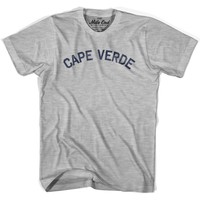 Cape Verde City Vintage T-shirt