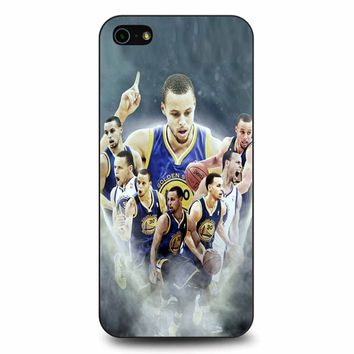 Stephen Curry Race For Mvp iPhone 5/5s/SE Case