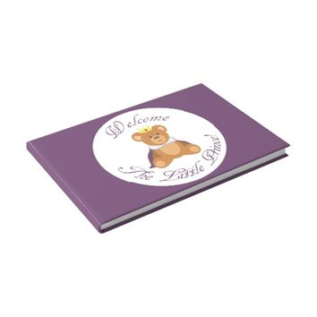 Welcome The Little Prince Guest Book