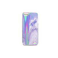 HOLOGRAPHIC INK IPHONE CASE