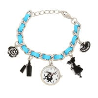 Disney Alice In Wonderland Charm Watch