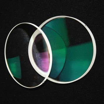 Space Astronomical Telescope 90mm Aperture Refraction Objective Lens Group Multi-coated Holder Base DIY Monoculars Accessories