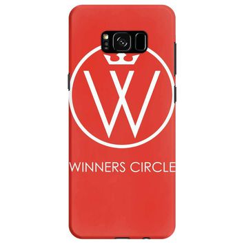 the game winners circle logo Samsung Galaxy S8