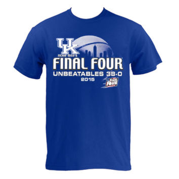 UK Final Four 2015 Unbeatable - Royal