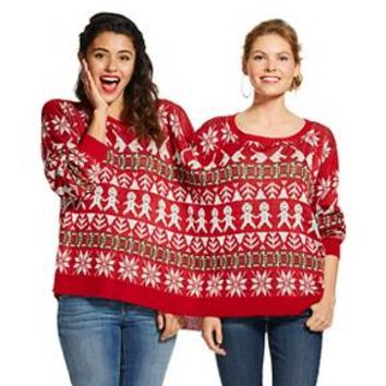 Women's Pullover Sweater Red - Xhilaration™ : Target